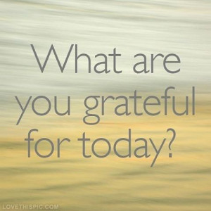 Be Thankful: 6 Quotes to Express Gratitude