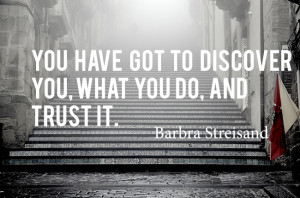 Barbra Streisand quote