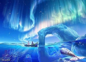 Artist: Joh Kagaya - www.kagayastudio.com