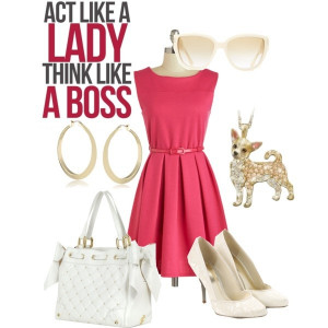Perfect Quote and Style to Dress to Impress like Elle Woods # ...