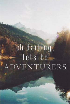 Quotes to Kickstart a New Adventure
