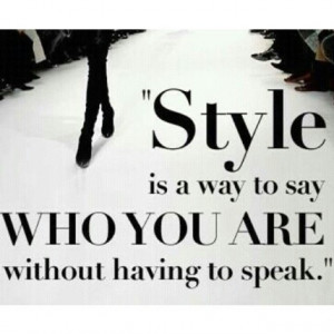 Fashion Quotes 2014 Quotesgram