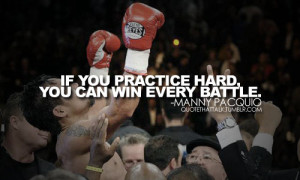 Manny Pacquiao Famous Quotes
