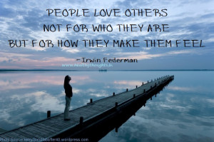 Love Others Quotes Thought For The Day