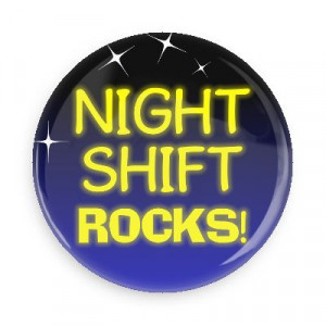 night shift rocks employment humor working cubicle boss coworker ...