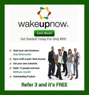 Wake up now! http://wakeupempowered.org/?id=deeopper