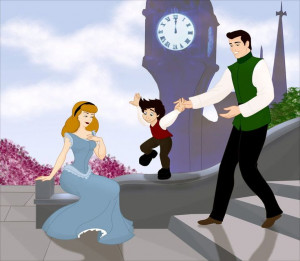 Charming, and their son Jacob, named after one of the Grimm brothers ...