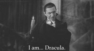 Black And White Dracula