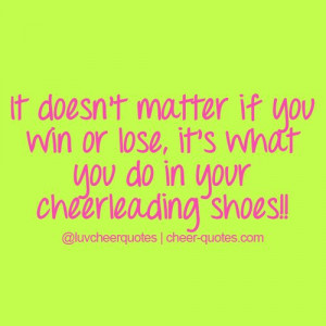 Found on cheer-quotes.com