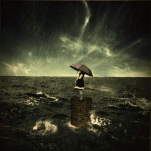 CAN YOU WEATHER THE STORM OF YOUR LIFE?