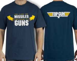 Top Gun t-shirt Gallery