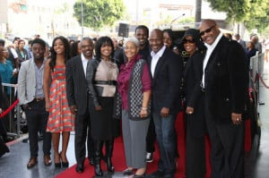 BeBe Winans Pictures & Photos - BeBe And CeCe Winans Hollywood Walk Of