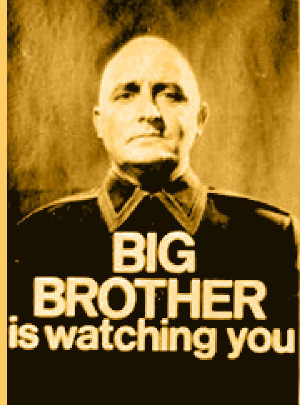 ... George Orwell's