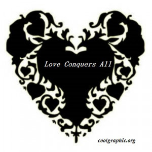 Love Conquers All Bible Quotes. QuotesGram