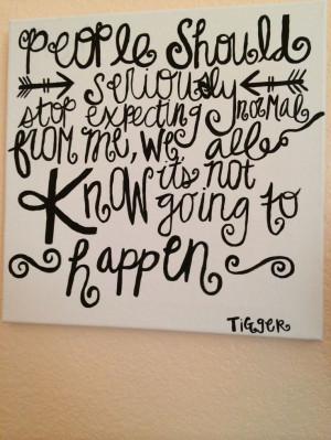 Tigger Quotes
