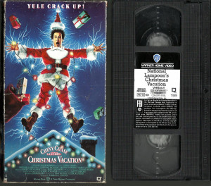 National Lampoon's Christmas Vacation - VHS Chevy Chase