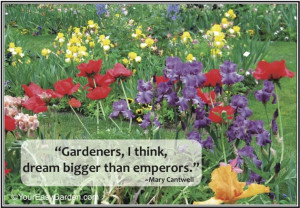 Favorite Gardening Quotes from our Readers
