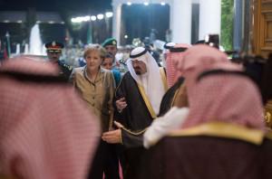 Abdullah Speaks With Saudi