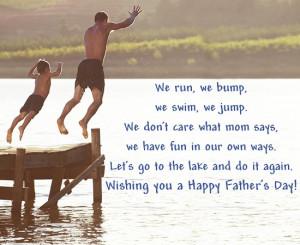 we run we bump we swim we jump we don