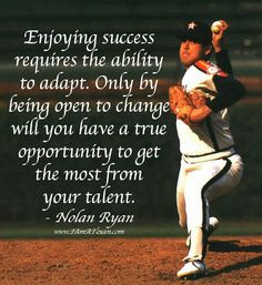 Nolan Ryan former Major League Baseball pitcher, and currently ...
