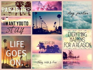 background, beach, holiday, inspirational, pretty, quotes, wallpaper ...