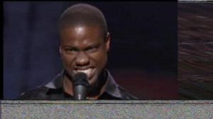 Kevin Hart Seriously Funny Faces Kevin hart's serious about his