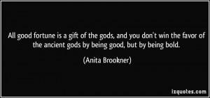 More Anita Brookner Quotes