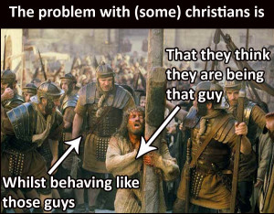 """Why Do """"Atheists"""" Get So Mad At Religious People?"""
