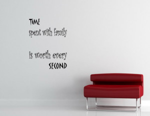 Happy Family Quotes and Sayings Images for Modern Living Room Wall ...