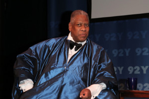 André Leon Talley Clarifies the Meaning of Racism