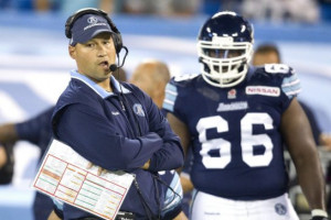 ... head coach Scott Milanovich won't let injuries slow down his squad