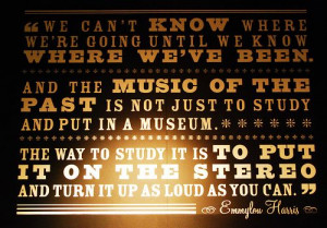 Emmylou Harris quote
