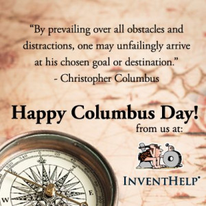 Happy Columbus Day! #Columbus #Quotes #NewWorld #Bahamas