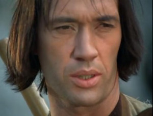 Actor David Carradine played the character Kwai Chang Caine in the ...