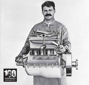 Louis Chevrolet William C Durant