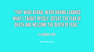 Quotes by G Gordon Liddy