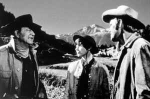 American Icon in Westerns: John Wayne won the Oscar for Best Actor in ...