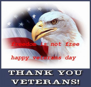 Meaning Happy Veterans Day Quotes Thank You