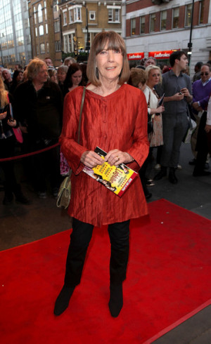 Dame Eileen Atkins Dame Eileen Atkins attends the press night of The ...