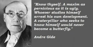 Andre gide famous quotes 3