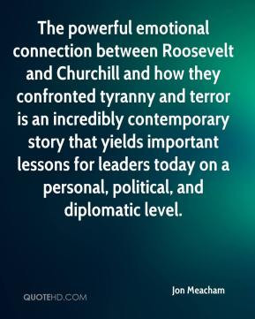 Jon Meacham - The powerful emotional connection between Roosevelt and ...