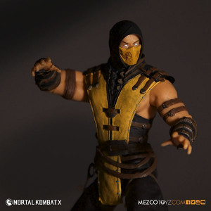 Reviewing: Mortal Kombat X : Scorpion