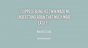 quotes about being a twin