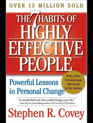 The 7 Habits Of Highly Effective People (1989), by Stephen R. Covey