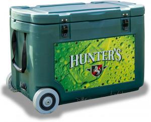 Wheelie Cooler Box