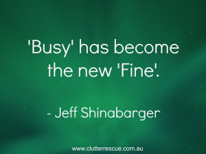 Don't Let Others Control Your Time – Why being Busy is not Fine