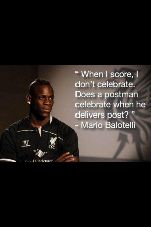 Mario Balotelli quote from Liverpool Fc quotes page http://t.co ...
