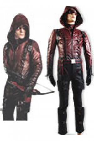 Arsenal Season 3 Arrow Costume