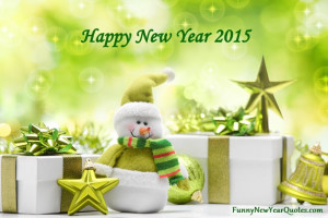 Best Funny New Year Resolutions Quotes 2015
