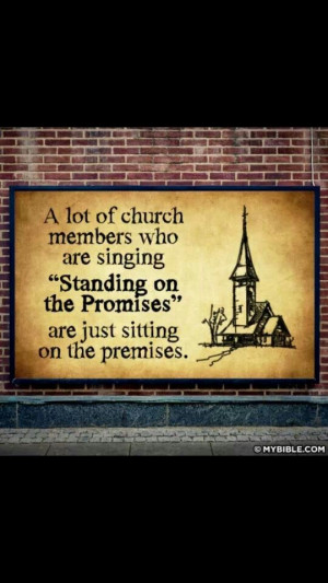 Church Folks.